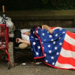 homeless patriot