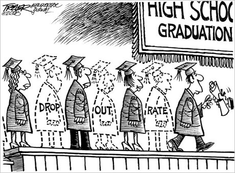 The Case For Becoming A High School Dropout