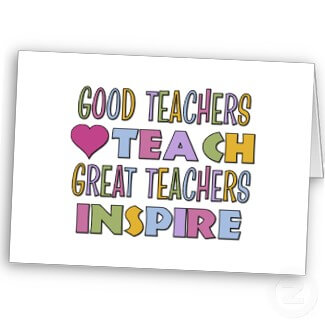 greatest teachers