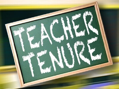 teacher tenure essay Relevant sections of the unit and college or division tenure and promotion   overall, in the area of teaching and instruction, i have received positive soi   adding short answer or essay questions to the multiple choice examinations that i.