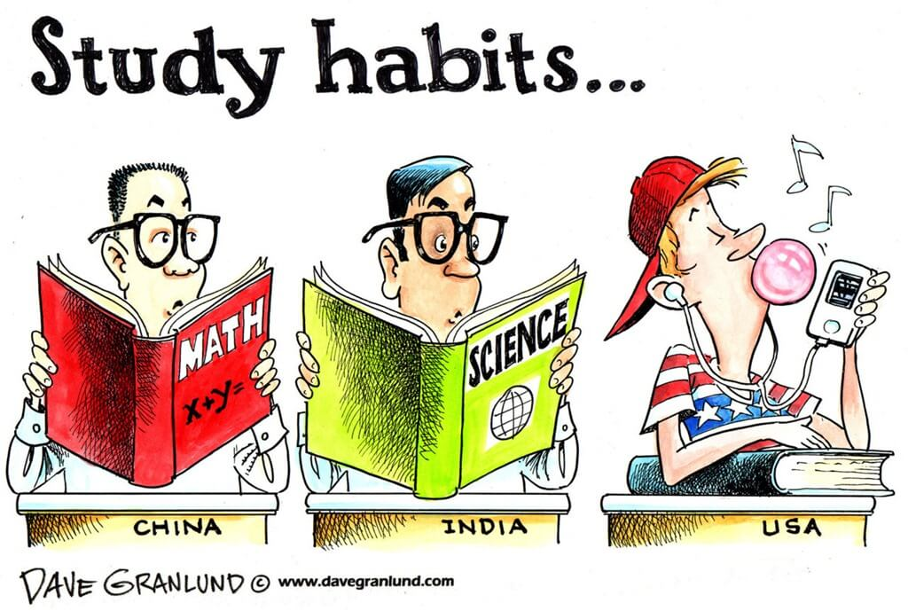 21 Study Habits From The Reddit Community