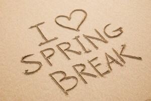 I Love Spring Break