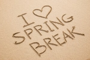 A Spring Break To-Do List for Juniors