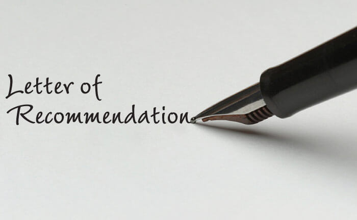 Securing Letters of Recommendation