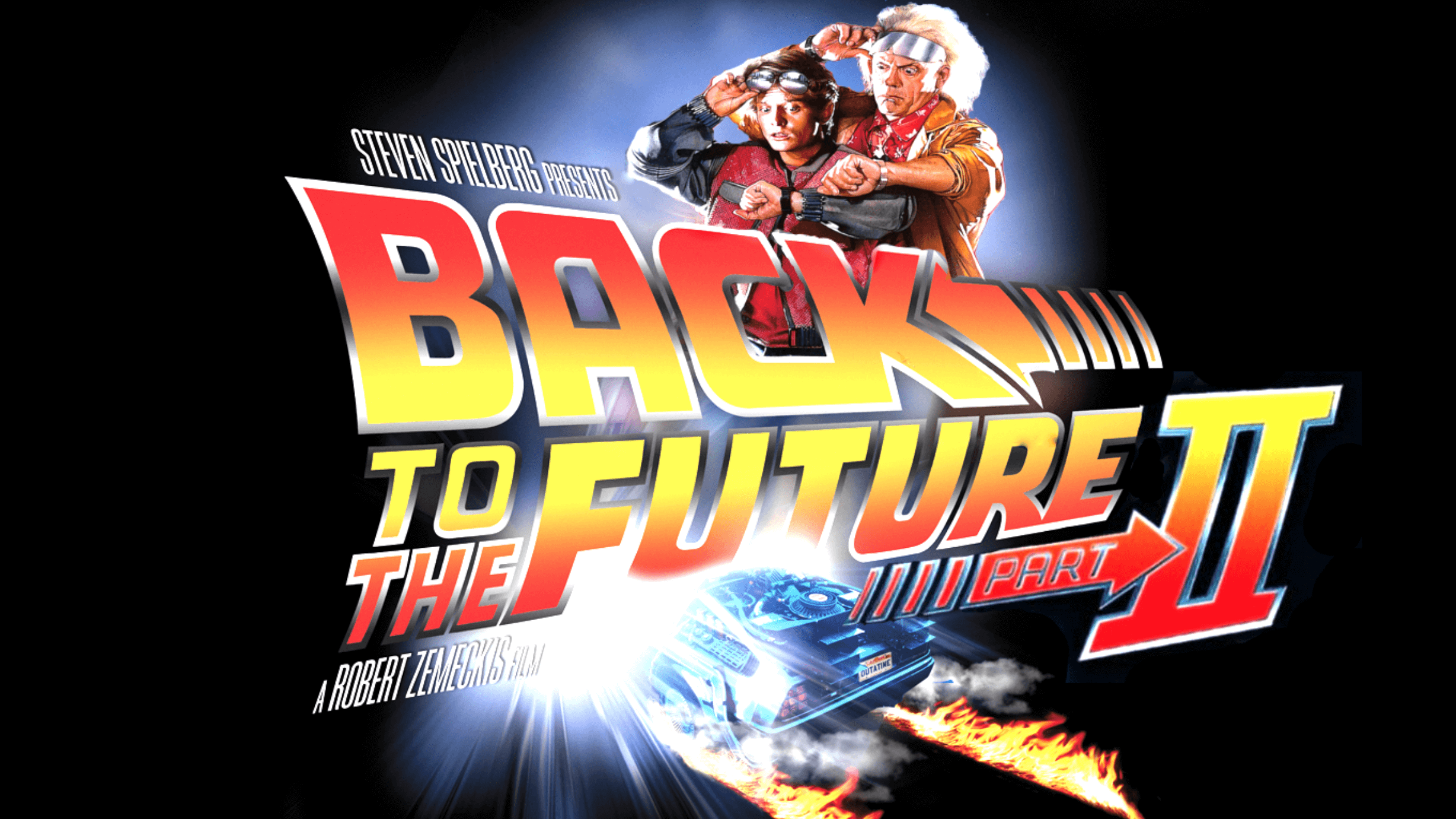 Happy 'Back To The Future Day,' Everyone: What Part II Got Right