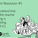 10 Student Resolutions For 2016
