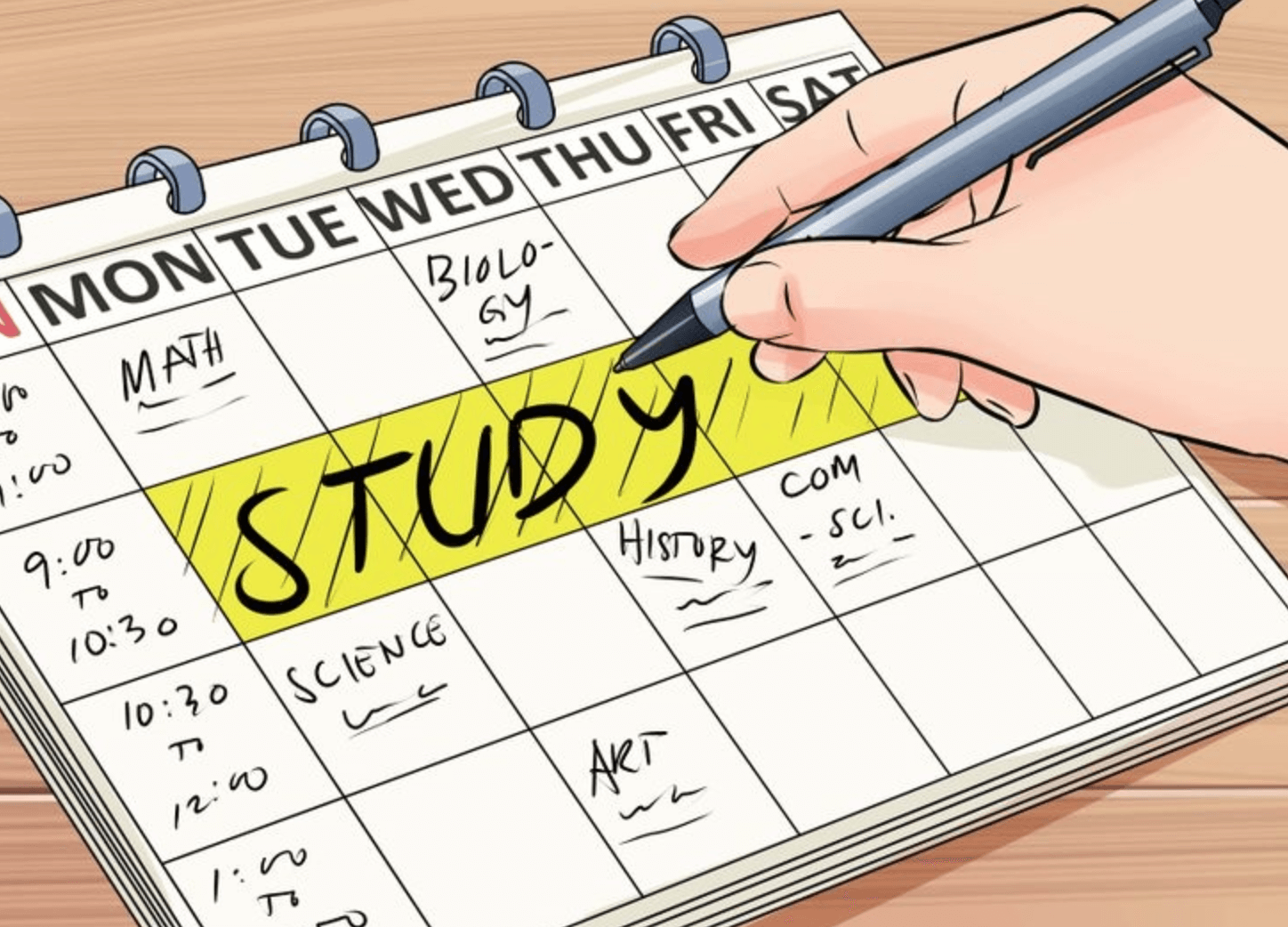 So You Don't Know How to Study... | Fastweb
